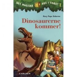 Det magiske hus i træet (1) - Dinosaurerne kommer!