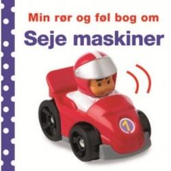 Min rør og føl bog om seje maskiner: VED UDSOLGT HENVISER VI TIL ØVRIGE BIND I SERIEN