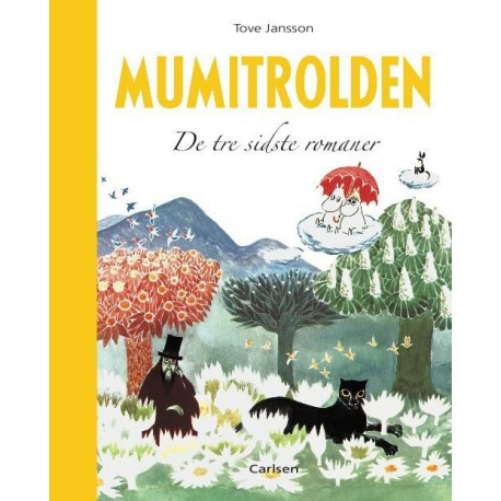 Mumitrolden - De tre sidste romaner