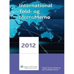 International told- og momsmemo: håndbog for praktikere (2012 (1. udgave))
