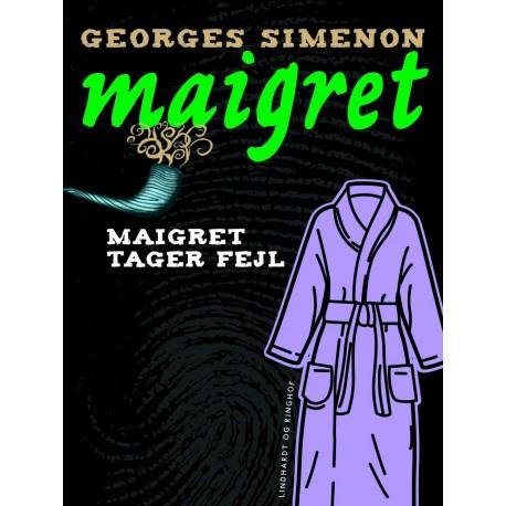 Maigret tager fejl