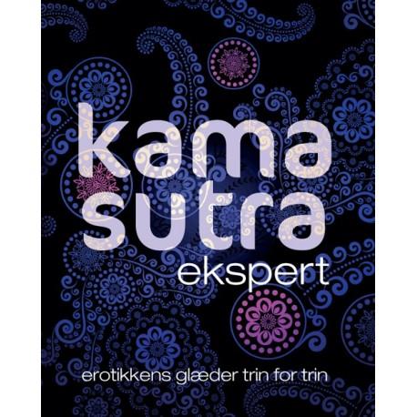 Kama sutra ekspert: erotikkens glæder trin for trin