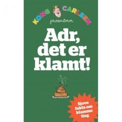 Kong Carlsen - Adr, det er klamt! (kolli 5)