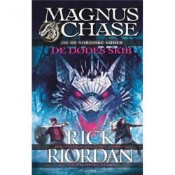 Magnus Chase og de nordiske guder (3) - De dødes skib