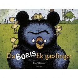 Da Boris fik gæslinger