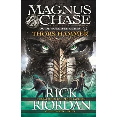 Magnus Chase og de nordiske guder (2) - Thors hammer