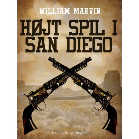 Højt spil i San Diego