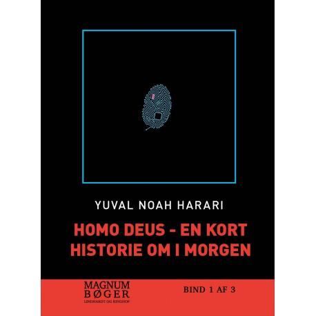 Homo Deus - En kort historie om morgen (storskrift)
