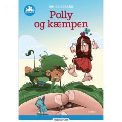 Polly og kæmpen, Blå Læseklub