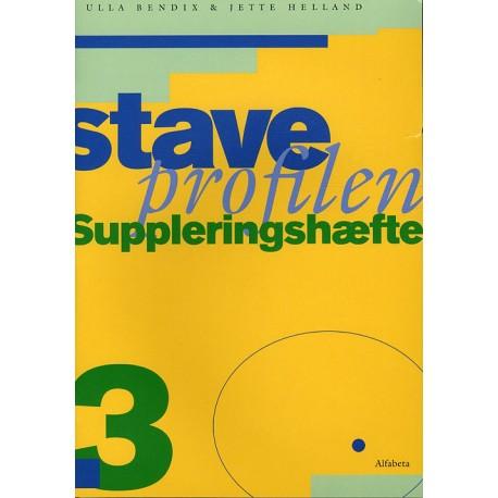Staveprofilen, Suppleringshæfte 3