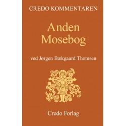 Anden Mosebog: en indledning og fortolkning
