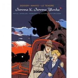 Jerome K. Jerome Bloche 3: Pipfugl i løvens gab, Vagabonden fra klitterne, Den forsvundne
