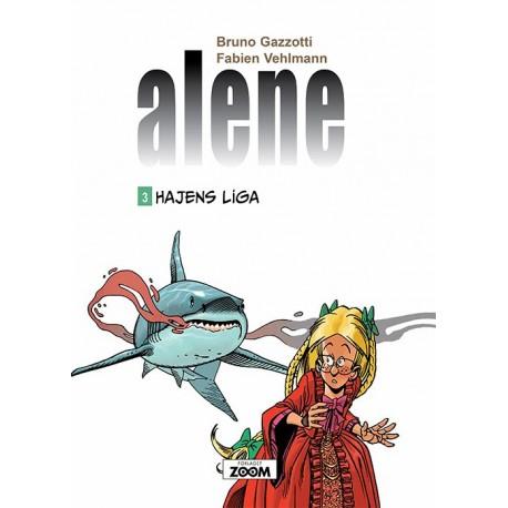 Alene 3: Hajens liga