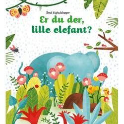 Er du der, lille elefant?