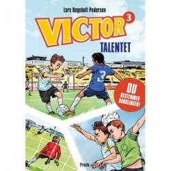 VICTOR Talentet: Bog 3