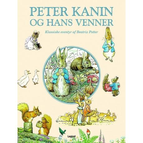 Peter Kanin og hans venner: Klassiske eventyr af Beatrix Potter