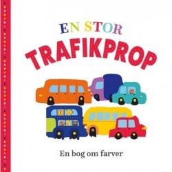 En stor trafikprop: En bog om farver