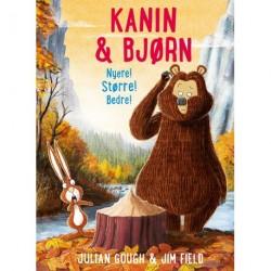 Kanin & Bjørn 4: Nyere! Større! Bedre!
