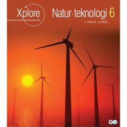 Xplore Natur/teknologi 6 Elevbog - 2. udgave