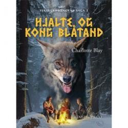 HJALTE OG KONG BLÅTAND: Vikingedrengens saga  2