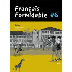 Français Formidable -6, Cahier