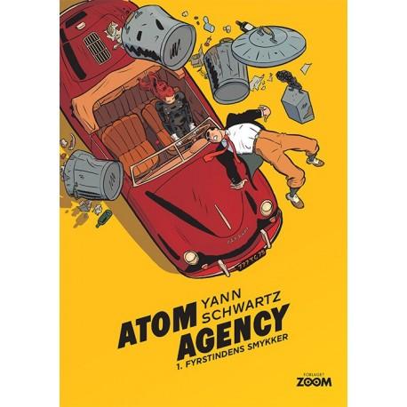 Atom Agency 1: Fyrstindens smykker