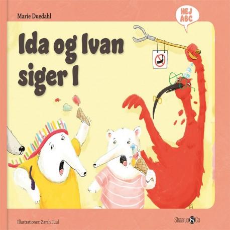 Ida og Ivan siger I
