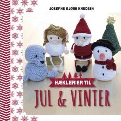 Hæklerier til jul & vinter
