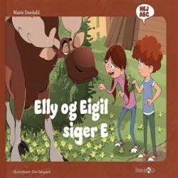 Elly og Eigil siger E