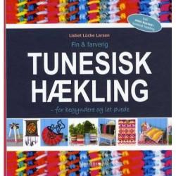 Fin & farverig TUNESISK HÆKLING - for begyndere og let øvede