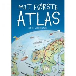 Mit første atlas: Lær om verdens lande
