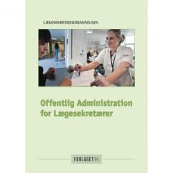 Offentlig Administration for Lægesekretærer