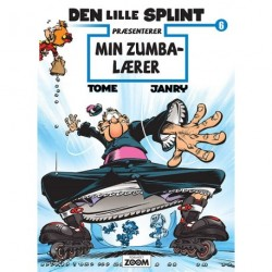 Den lille Splint præsenterer 6: Min Zumba-lærer: Den lille Splint Special 6