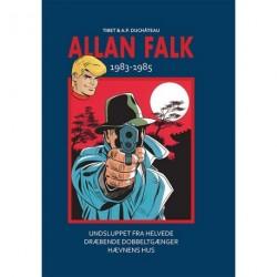Allan Falk 1983-1985: Undsluppet fra Helvede, Dræbende dobbeltgænger, Hævnes hus
