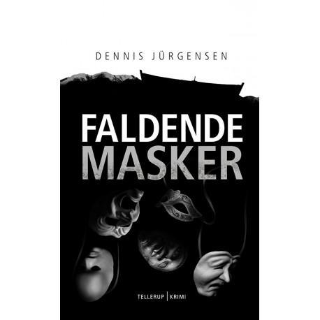 En Roland Triel-krimi -6: Faldende Masker