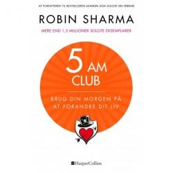 5AM Club: Brug din morgen på at forandre dit liv