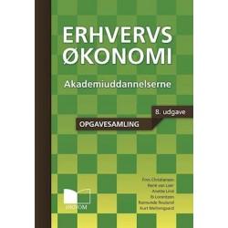 Erhvervsøkonomi: akademiuddannelserne - teoribog, Opgavesamling