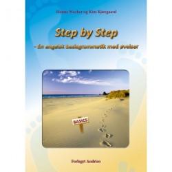 Step by Step: - En engelsk basisgrammatik med øvelser