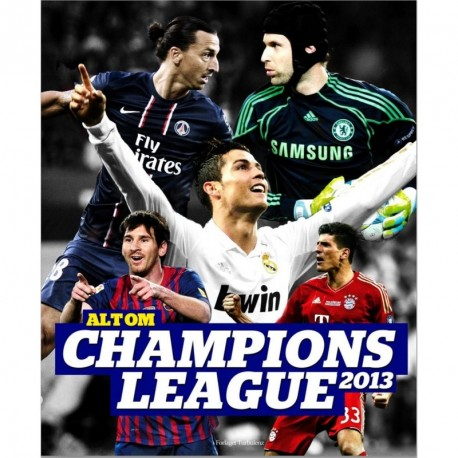 Alt om Champions League 2013