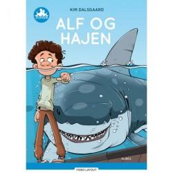 Alf og hajen, Blå Læseklub