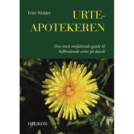 URTE-APOTEKEREN: Den mest omfattende guide til lægeplanter på dansk
