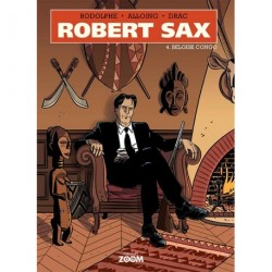 Robert Sax 4: Belgisk Congo