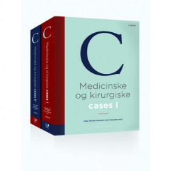 Medicinske og kirurgiske cases - 2. udgave: Bind 1 & 2 samlet