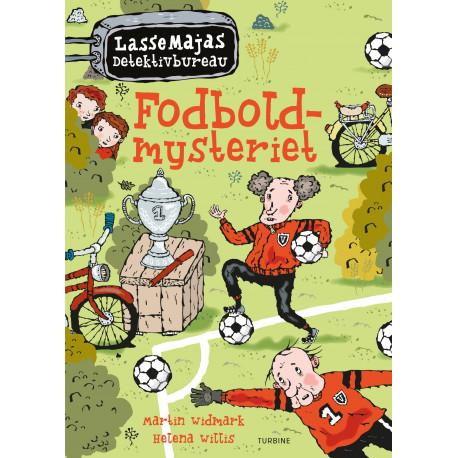 Fodboldmysteriet – LasseMajas detektivbureau
