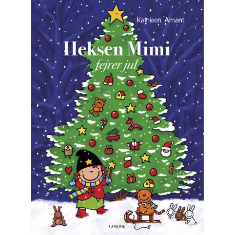 Heksen Mimi fejrer jul
