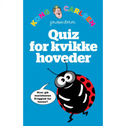 Kong Carlsen - Quiz til kvikke hoveder (kolli5)