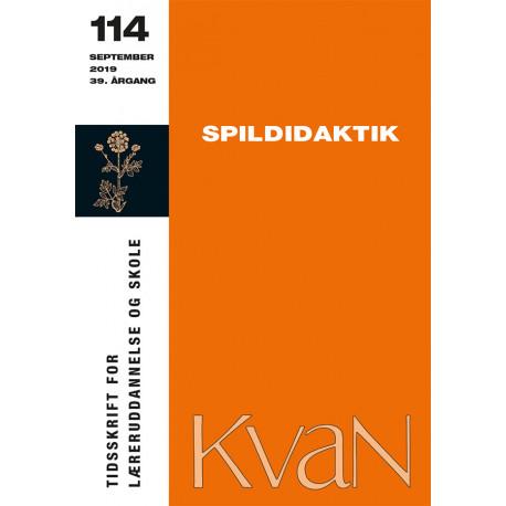 KvaN 114: Spildidaktik