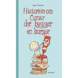 Historien om Oscar der bygger en burger