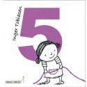 Fannis lilla bog: nummer 5