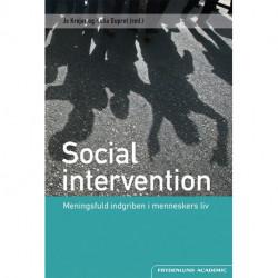 Social intervention: Meningsfuld indgriben i menneskers liv